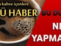 Aç Karnına İçilen Kahvenin Zararları