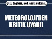 Meteoroloji'den Doğu Karadeniz İçin Çığ Uyarısı!