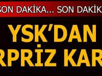 YSK'dan CHP'ye Bir Ret Daha! Kararı Beklemeyecek