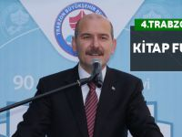 4.Trabzon Kitap Fuarı Başladı