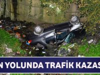 Trabzon Yolunda Trafik Kazası:3 Ölü