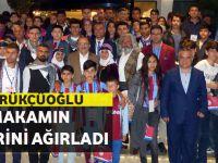 Başkan Gümrükçüoğlu, Şehit Kaymakamın Emanetlerini Ağırladı