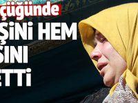 Akçaabat'ta Yas Var,Cami Göçüğünde Hem Eşini Hem Babasını Kaybetti