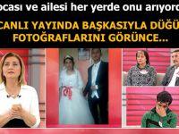 Kayıp Diye Aranan Evli Kadın, Başkasıyla Düğün Yapmış