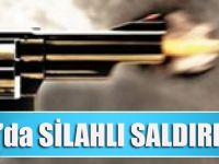 Trabzon'da Silahlı Kavga 2 Kişi Yaralandı.