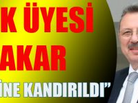 """DP Gik Üyesi Ali Akar """"Millet Yine Kandırıldı""""Dedi"""