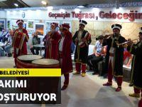 Büyükşehir Belediyesi Mehteran Takımı Ankara'yı Coşturuyor