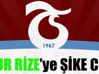 Trabzonspor'dan Çaykur Rize'ye Şike Cevabı!.