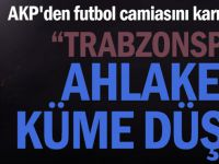 """""""Trabzonspor Ahlaken Küme Düştü"""""""