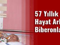 57 Yıllık Hayat Arkadaşını Biberonla Besliyor
