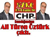 CHP'nin Kurduğu Halk Sandığından Ali Türen Öztürk Çıktı.