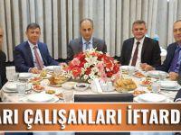 Trabzon Karayolları Çalışanları İftarda Buluştu