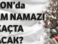 Trabzon'da Ramazan Bayramı Namazı Saat Kaçta Kılınacak