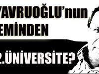 """Harun Yavruoğlu'nun Kaleminden """"NEREDE 2.ÜNİVERSİTE"""""""
