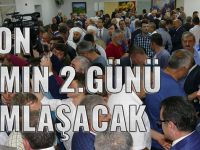 Trabzon, Bayramın İkinci Günü Bayramlaşacak