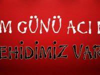 Çukurca'da PKK'nın Taciz Ateşinde 1 Asker Şehit Oldu