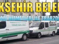 Büyükşehir Belediyesi Ücretsiz Cenaze Hizmetleri İle Trabzon'un Emrinde