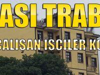 Trabzon'da Çatı İşçileri Yürekleri Ağza Getirdi