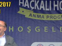 Haçkalı Hoca'yı Anma Etkinliği 30 Temmuz Pazar Günü Yapılacak