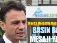 Maçka Belediye Başkanı Koray Koçhan, 24 Temmuz Basın Bayramı Dolayısıyla Bir Mesaj Yayımladı.