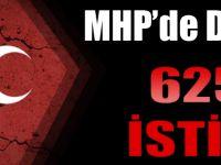 MHP'de Şok Üstüne Şok: 625 İstifa