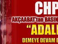 CHP Akçaabat İlçe Yönetimi Trabzon Gündemini Hükümet'e Hatırlattı