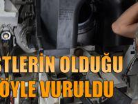 Hakkâri'de Teröristlere 'Eren Bülbül' Yazılı Mermi