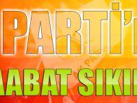 Ak Parti'nin Akçaabat Sıkıntısı