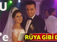 Ebru Ve Mehmet Akif'e Rüya Gibi Düğün
