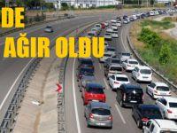 Bayram Tatilinin 9 Gününde Kazalarda Bilanço Ağır