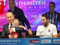 Trabzonspor'da Volkan, Sosa, Hubocan'la İmzalar Atıldı