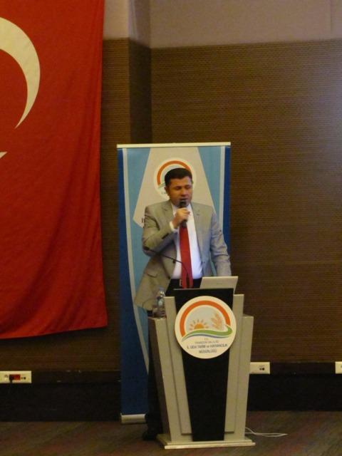 Halil İbrahim ERTEKİN vali yardımcısı