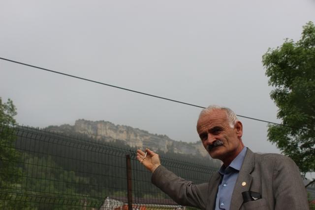 Mehmet Ali İsak Doğankaya Mahallesi Muhtarı
