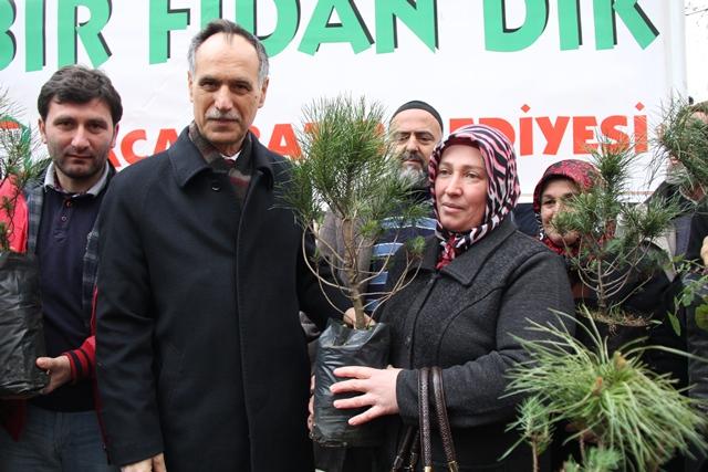 ORMAN HAFTASI - FİDAN DAĞITIMI -20.03.2015 (13)