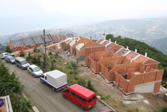 akçatepe dağ evleri