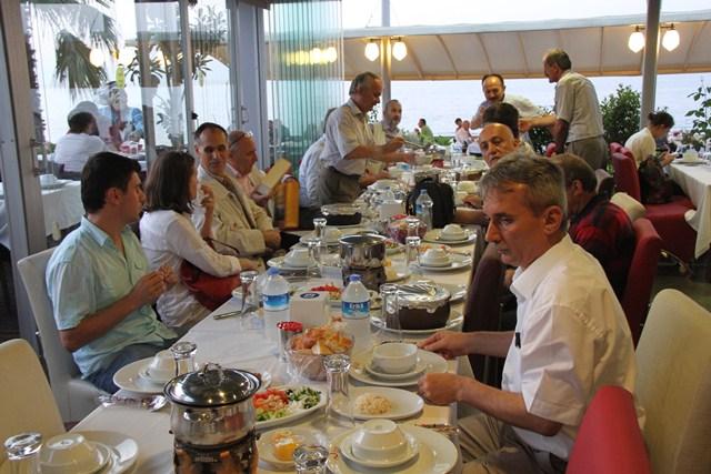 kültür kurulu iftar